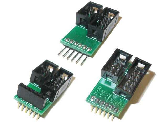 ISP 6 POL breakoutkabel ISP breakoutadapter Breadboard Adapter