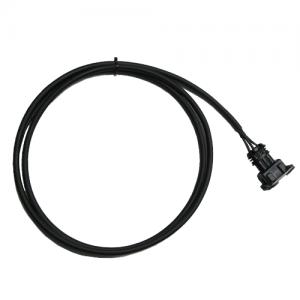 JPT 3 polig Buchse Kabel