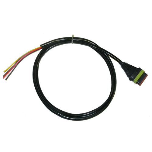 Superseal 5 polig Buchse Kabel