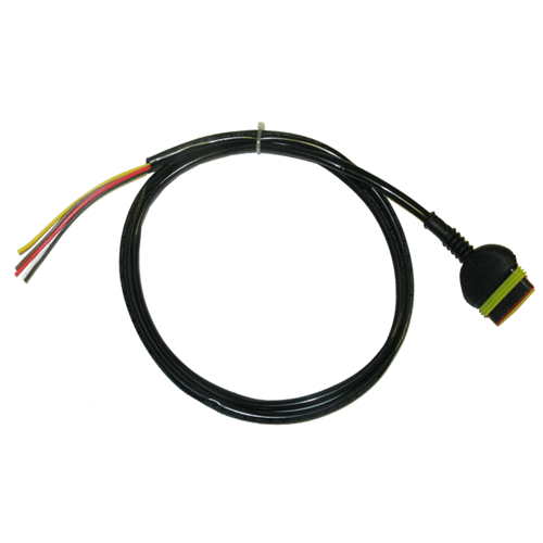 Superseal 6 pol Buchse Kabel